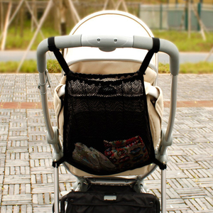 Stroller Net Storage Bag Baby Stroller Carrying Bag