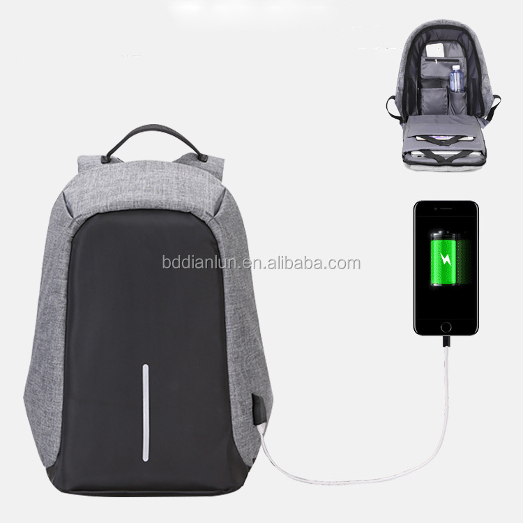 wholesale bobby anti-theft back pack anti theft thief bagpack office laptop bag antitheft backpack