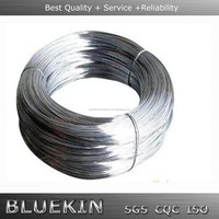 1.6mm*50kg high zinc coated hot-dipped galvanized wire ,20 years professional history