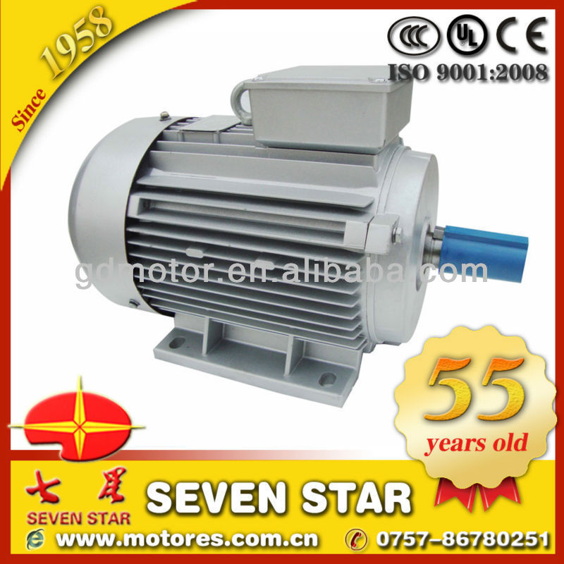 Y2 Series AC Three Phase Motor 150KW