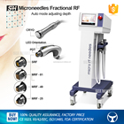 Wrinkle removal fractional rf microneedle machine for beauty center