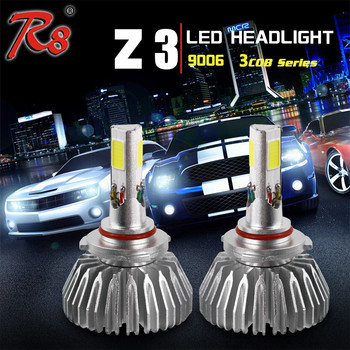 Headlights For Cars >> Led Bulbs For Cars 9005 Led Headlight Conversion Kit Z3 40w 4000lm