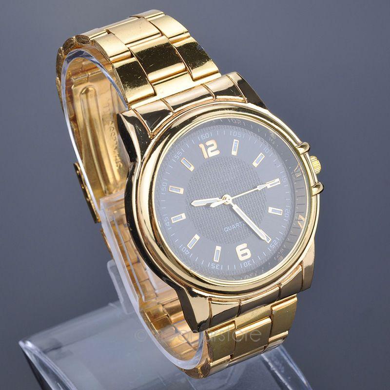Новый горячий нержавеющей стали точность военнослужащих часы бизнес наручные часы горячая распродажа для