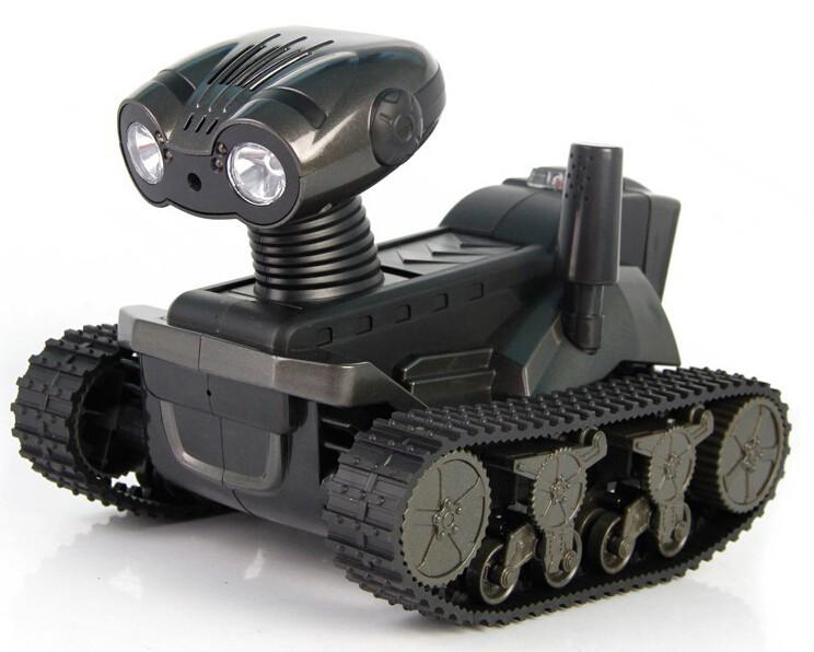 Spy Robot Lt 728 Wifi Control Rc Tank With Camera I Spy