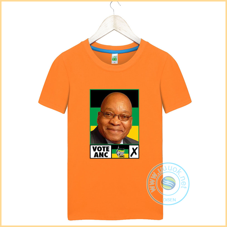 Wholesale custom all over print 2019 new cheap election campaign t-shirts for nigeria