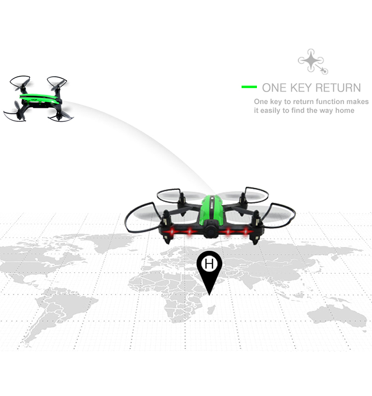 8. T18D_Green_Racing_Drone_with_Altitude_Hold_WIFI_FPV_RC_Drone