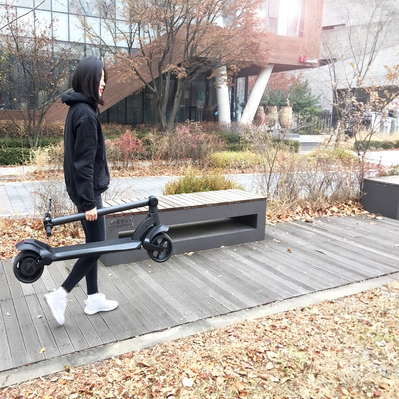 1000W Dual Suspension Stable Foldable Electric Kick Scooter for adult