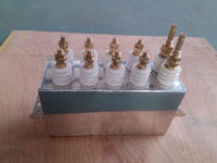 electric condenser capacitor, mv drive capacitor,10kVAR Low Voltage Power Capacitors