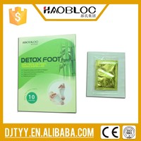 Herbal Transdermal Detox Foot Patch for Remove Toxins, OEM Service Offered