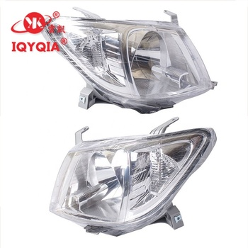 81150-0K210 81110-0K210 car headlights for HILUX VIGO 2008-2011