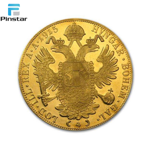 Factory directly sale high level custom gold eagle replica coins