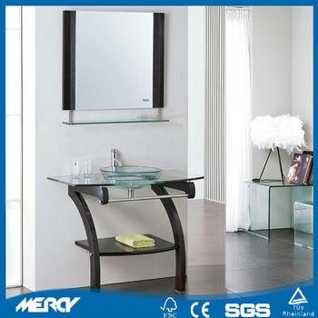 glass bathroom cabinet buy floor standing glass bathroom cabinet