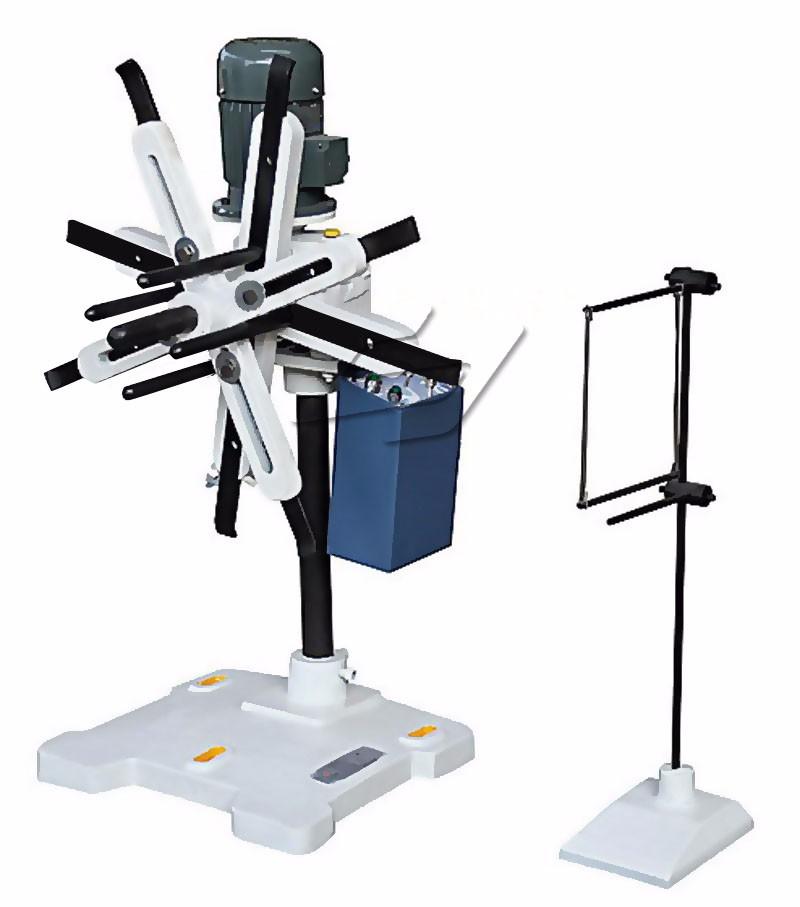 Automática de la hoja de metal soporte del carrete máquina de recoiler máquina