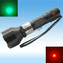 Brinyte C7 Aluminium green led hunting light flashlight