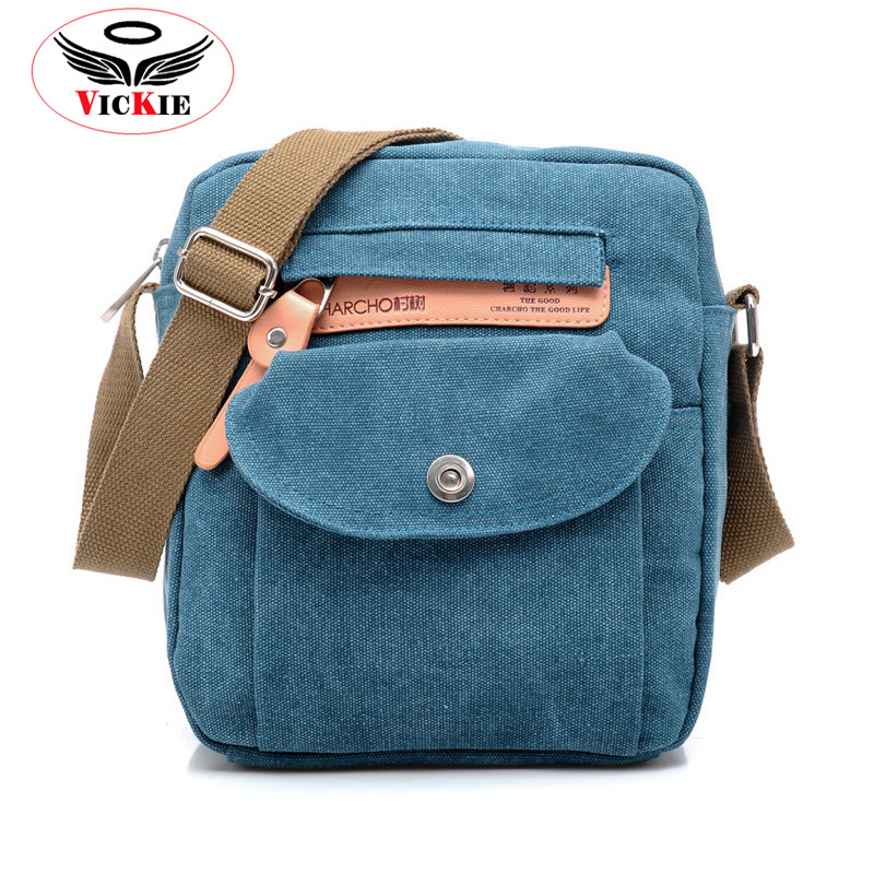 2015 Casual Men And Women Messenger Bags Canvas Lady Crossbody Shoulder Bag Sport Travel Bag High Quality Small Bags Bolsos HS87