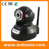 2013 new WIFI Webcam IP Camera,Support Motion detection, emailand pictures alert