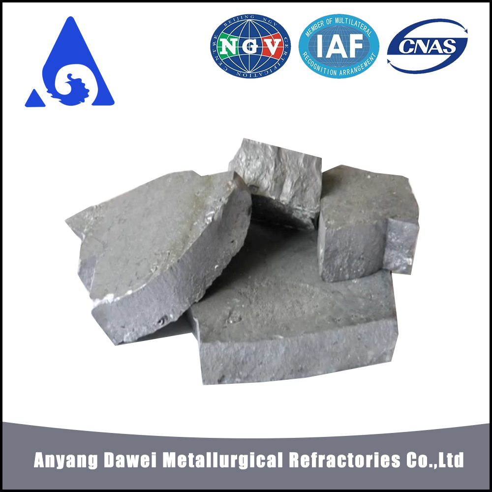 Anyang Dawei Ferro Silicon 200-800mm natural lumps