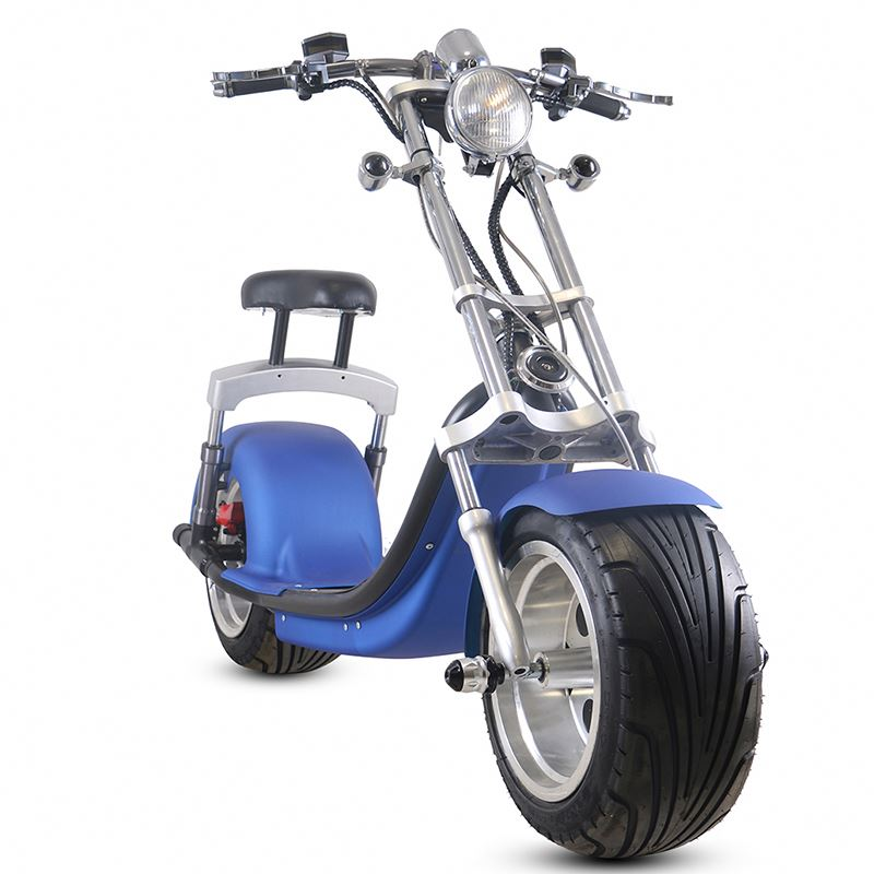 SC14 europe warehouse eec/coc 2 wheels electric mobility scooter motorcycle City coco electric scooter 2000w fat, Black white blue red golden