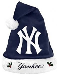 65e62c1d6f0 Get Quotations · New MLB New York YANKEES SANTA Team LOGO HAT Cap Classic  100% Licensed-Winter