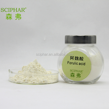 99% Pure Ferulic Acid manufacturer price