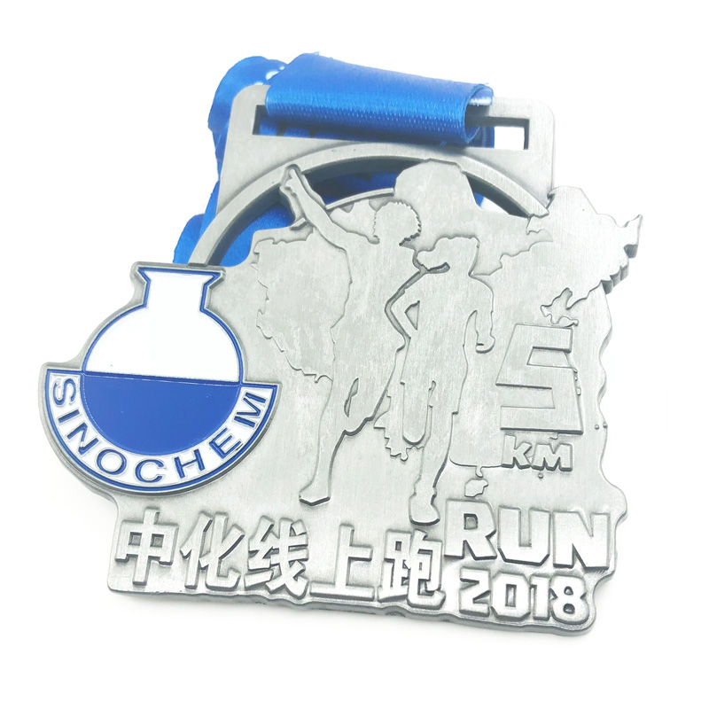 Popular products in india Various Shape judo sports marathon budapest medal With Ribbon