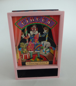 kids music Dancing clown box