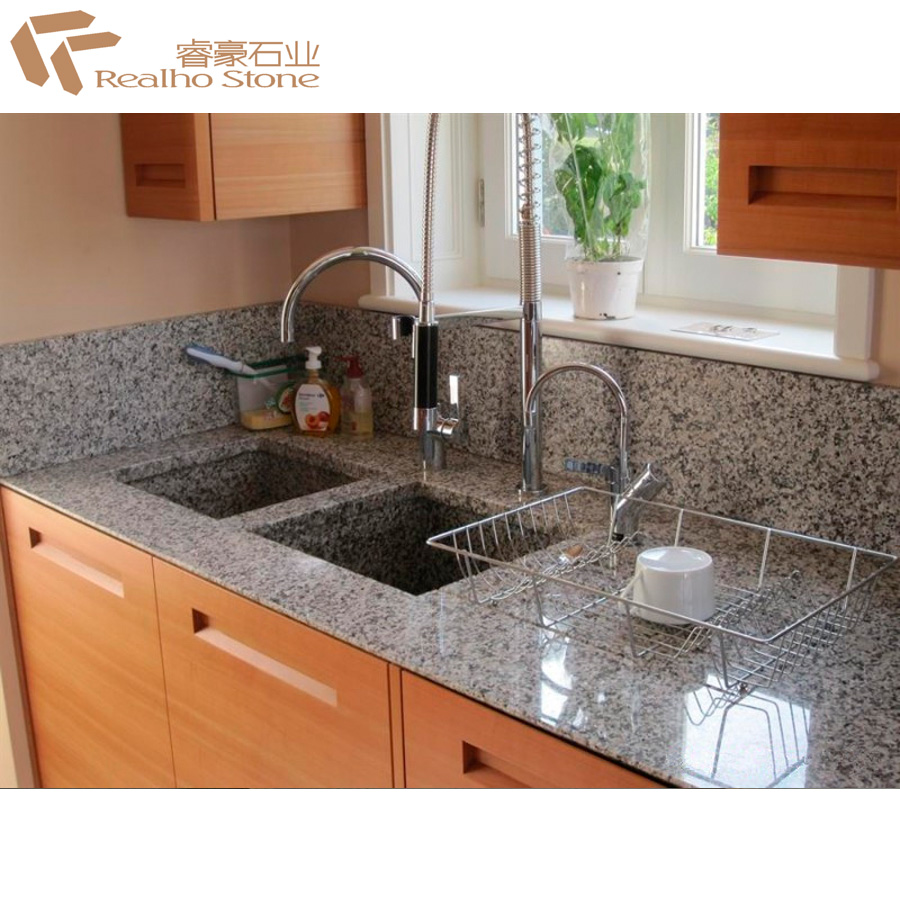 Lowes Natural Kitchen Prefab Granite Countertops Colors White Grey G603 Countertop River