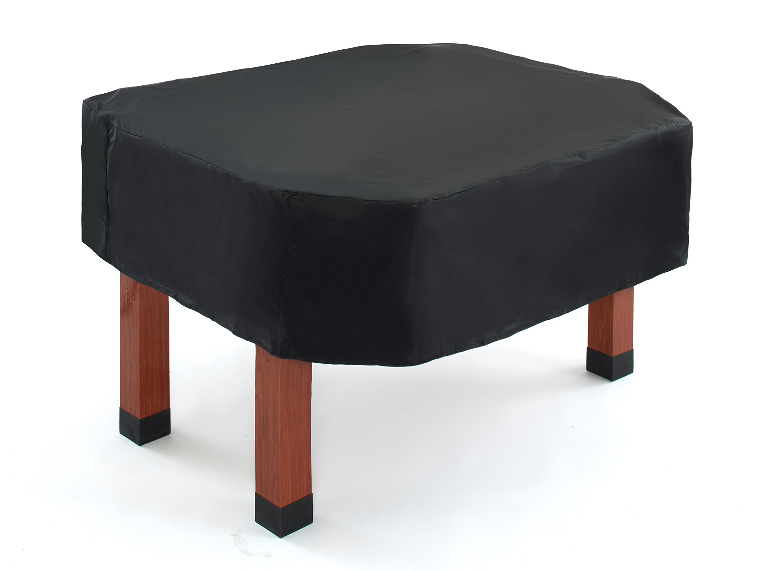 CoverMates – Foosball Table Cover – 56W x 52D x 15H – Classic Collection – 2 YR Warranty – Year Around Protection - Black
