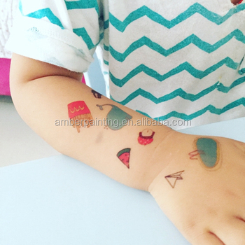 Custom Temporary Kids Safe Tattoo For Promotion - Buy Kids Tattoo,Tattoo  Sticker,Kids Tattoo Sticker Product on Alibaba.com