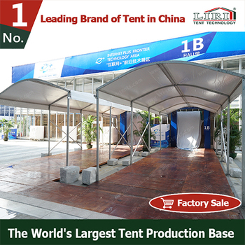 Outdoor Clear Span Aluminum Frame Tent Awning For Sale