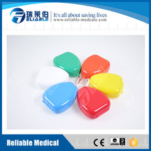 Reliable Hard Case Medical CPR Mask Pocket Rescue Face Shield Mask