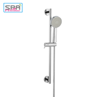 1 Function Modern Shower/Wall Shower with Sliding Bar
