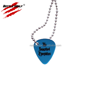 Guitar Pick Jewelry Custom Necklaces