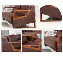 2017 modern office sofa couch office chair bed S868