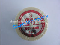 strong adhesive 3 yard No-Shine tape for lace wig and toupee