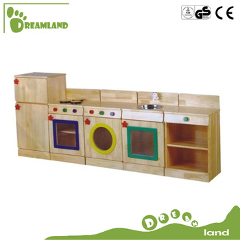 Hand Crafted Solid Wood Pretend Play
