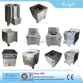 Hot Sale Professional Stainless Steel Gas Backyard Tandoor Oven Manufacturer