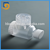 Recycling of asthma treatment of plastic dry powder inhaler instrument w/ easy cleaing washing