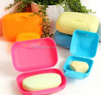 Travel Soap Dish Box Case Holder Container Wash Shower Home Bathroom Outdoor / prefabricated container bathrooms / prefabricated