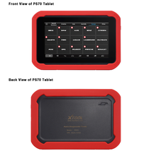 XTOOL PS70 EZ400 Carman <span class=keywords><strong>Auto</strong></span> Scanner Diagnostic Tool