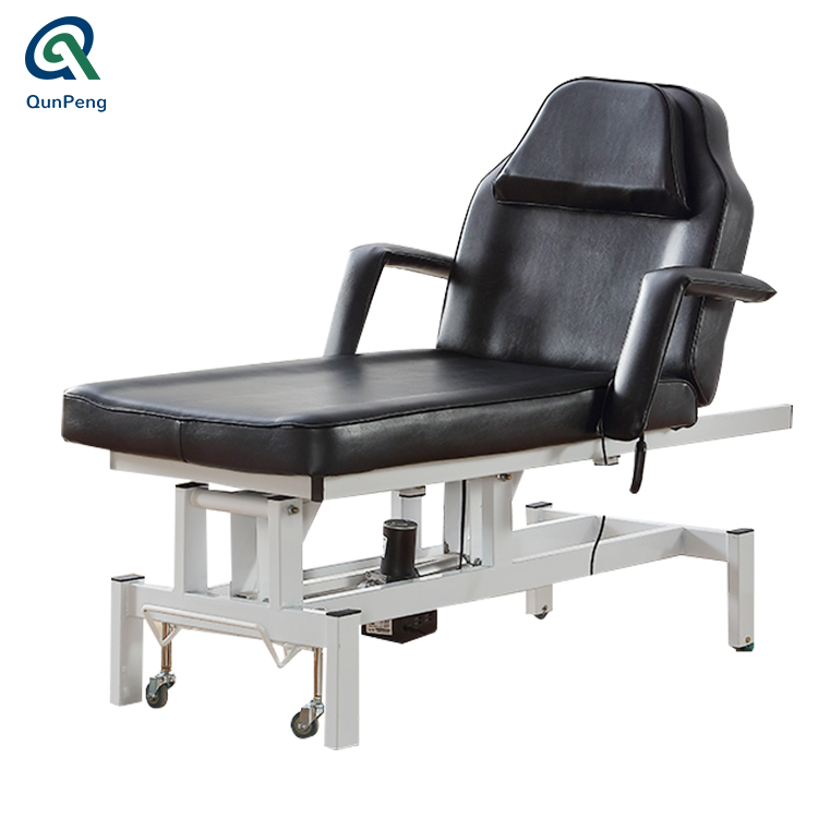 Bed chair facial massage spa stool table white wholesale — img 13