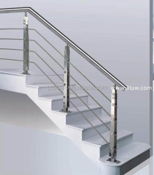 Stainless Steel Railings For Indoor Stairs Price, Exterior Handrail Lowes