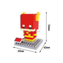 HSANHE Shantou Toys Factory Creative Design Educational block toy