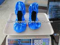 fashion shoes inspection quality inspection service in China and qc shoes by shoes inspectors