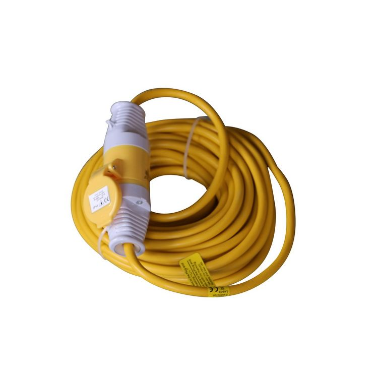 Long service life High quality 5 meter household duty extension lead