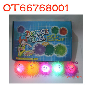 Funny spiky stress puffer ball toy OT66768001
