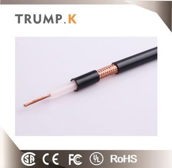 Mejor precio alta calidad rg6 cable 5c2v cable coaxial - Cable coaxial precio ...