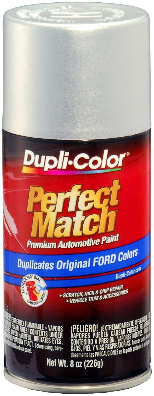 Dupli-Color BFM0341 Silver Frost Ford Exact-Match Automotive Paint - 8 oz. Aerosol