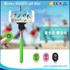 Best selling Promotion Gift Automatic Wireless Mini Monopod Bluetooth Selfie Stick