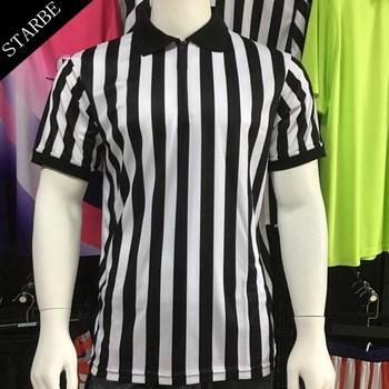 new product 0478d 6783d Digital Gedruckte Schiedsrichter Poloshirt/schwarz Und Weiß Streifen  Schiedsrichter Jersey/schwarz Weiß Streifen Polo-shirt - Buy Digital  Gedruckte ...